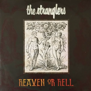 "Stranglers (The) ‎- Heaven Or Hell (12"") (VG+/VG-)"